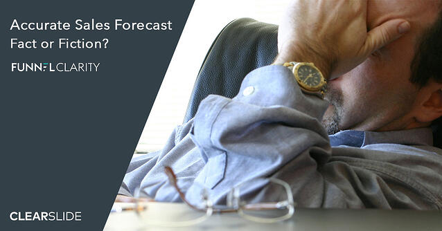 Accurate Sales Forecasting