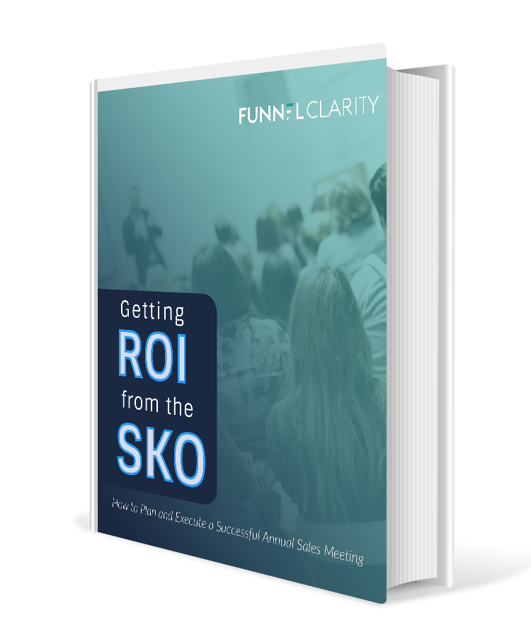 Getting ROI from the SKO Cover