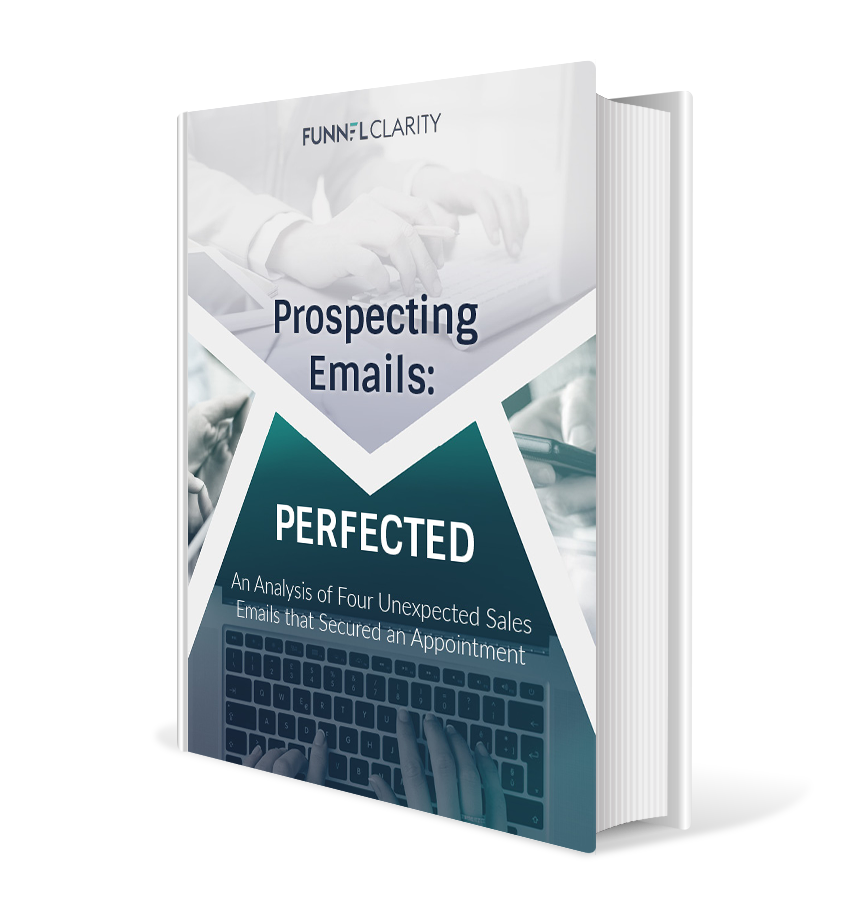 Prospecting Emails Perfected