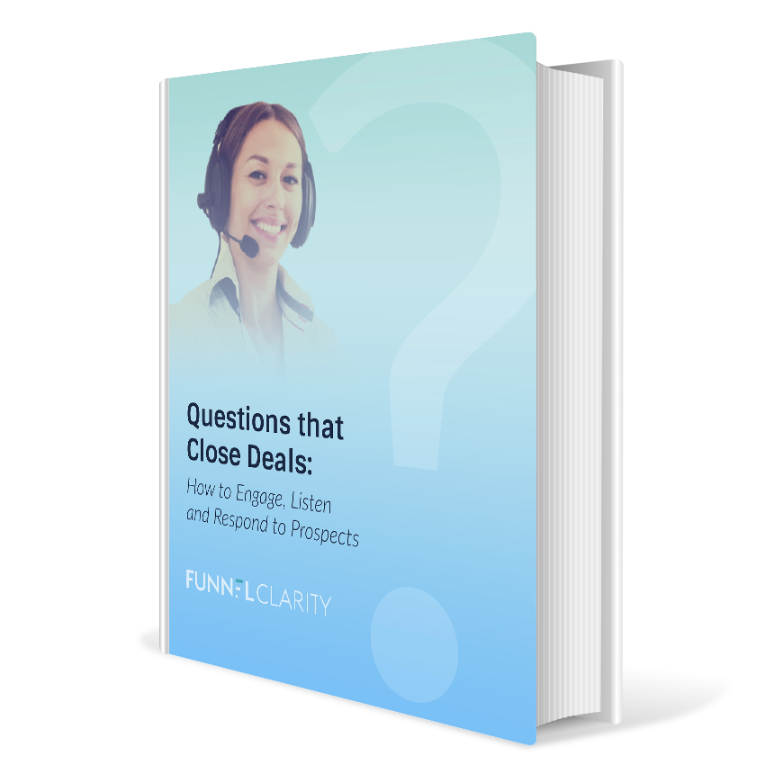 Questions that Close Deals eBook | Funnel Clarity