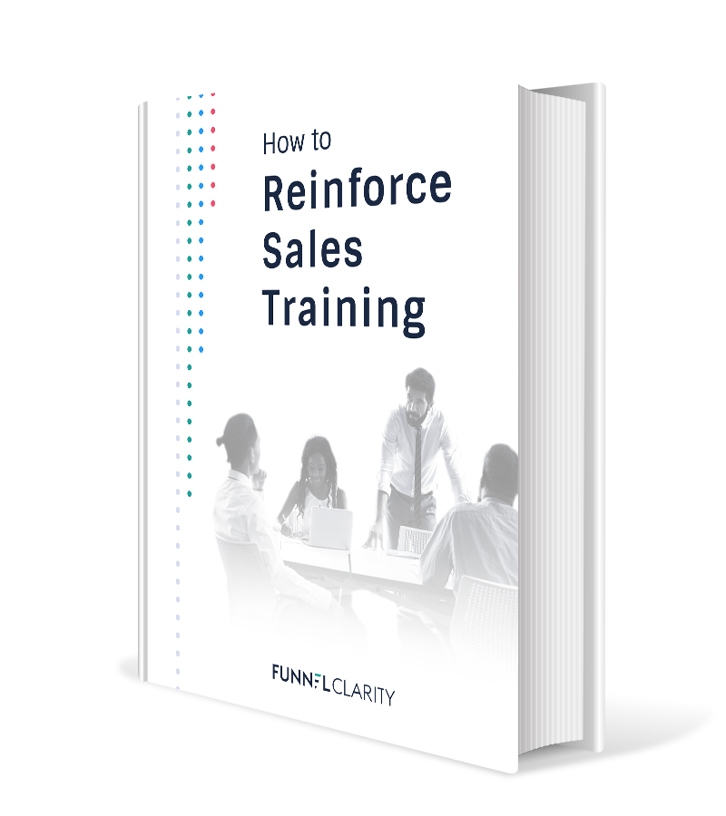 How to Reinforce Sales Training