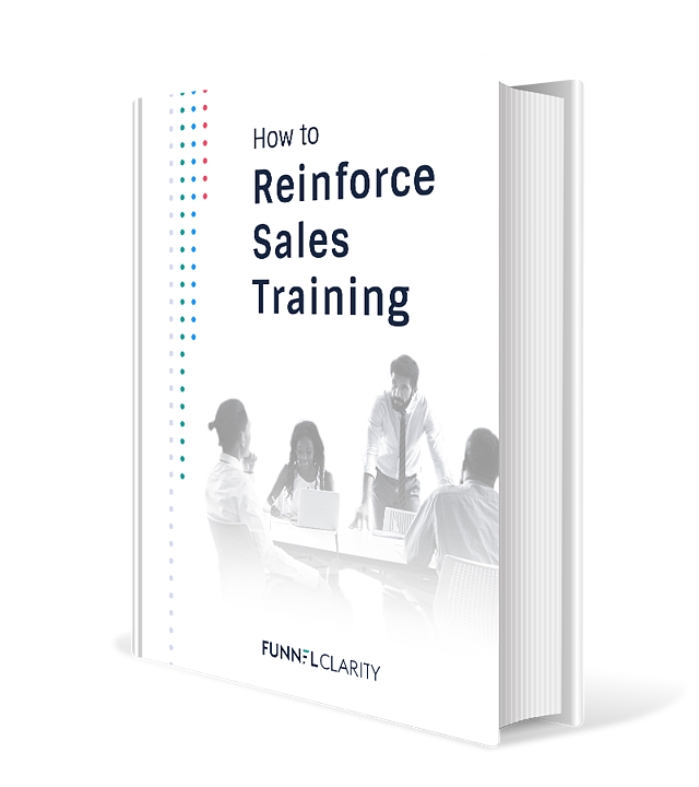 Reinforcing Sales Training