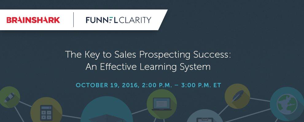 Key to Sales Prospecting